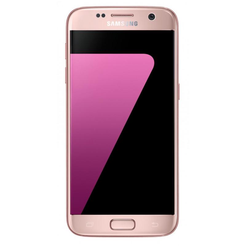 Galaxy S7 Edge 32Go Rose Reconditionné