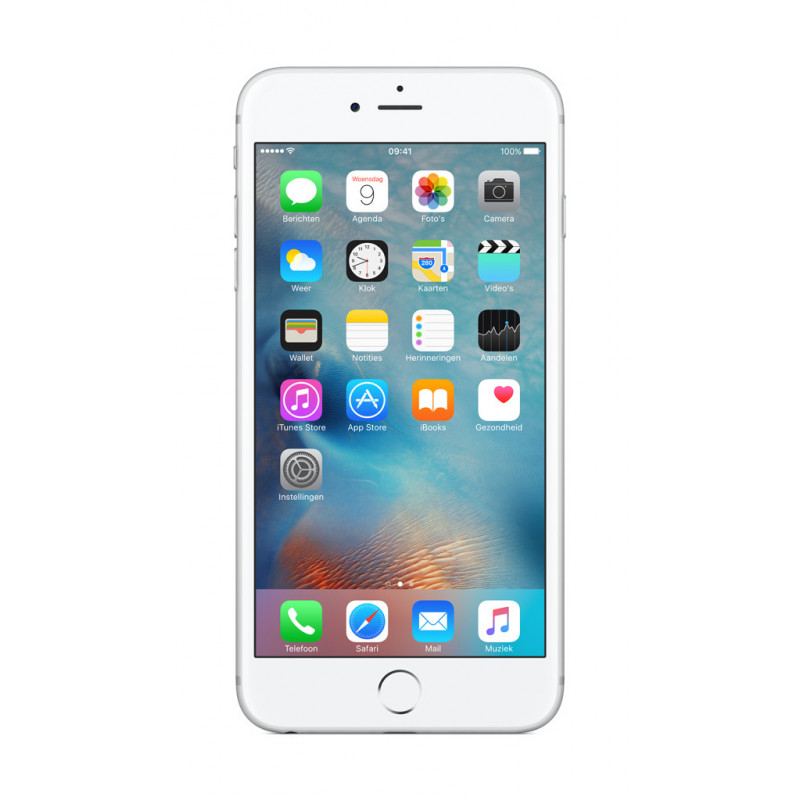 iPhone 6S Plus 64 Go Argent Reconditionné