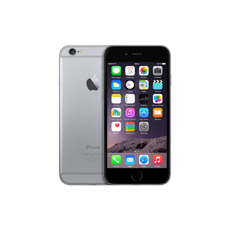 iPhone 6 32Go Gris Sidéral Reconditionné