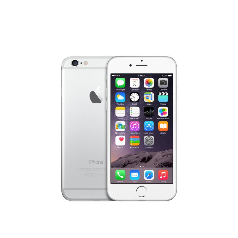 iPhone 6 64Go Argent Reconditionné