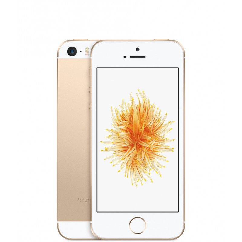 iPhone SE 16 Go Or Reconditionné