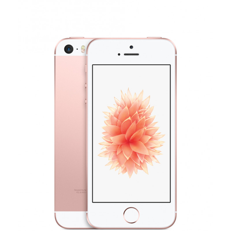 iPhone SE 16 Go Or Rose Reconditionné